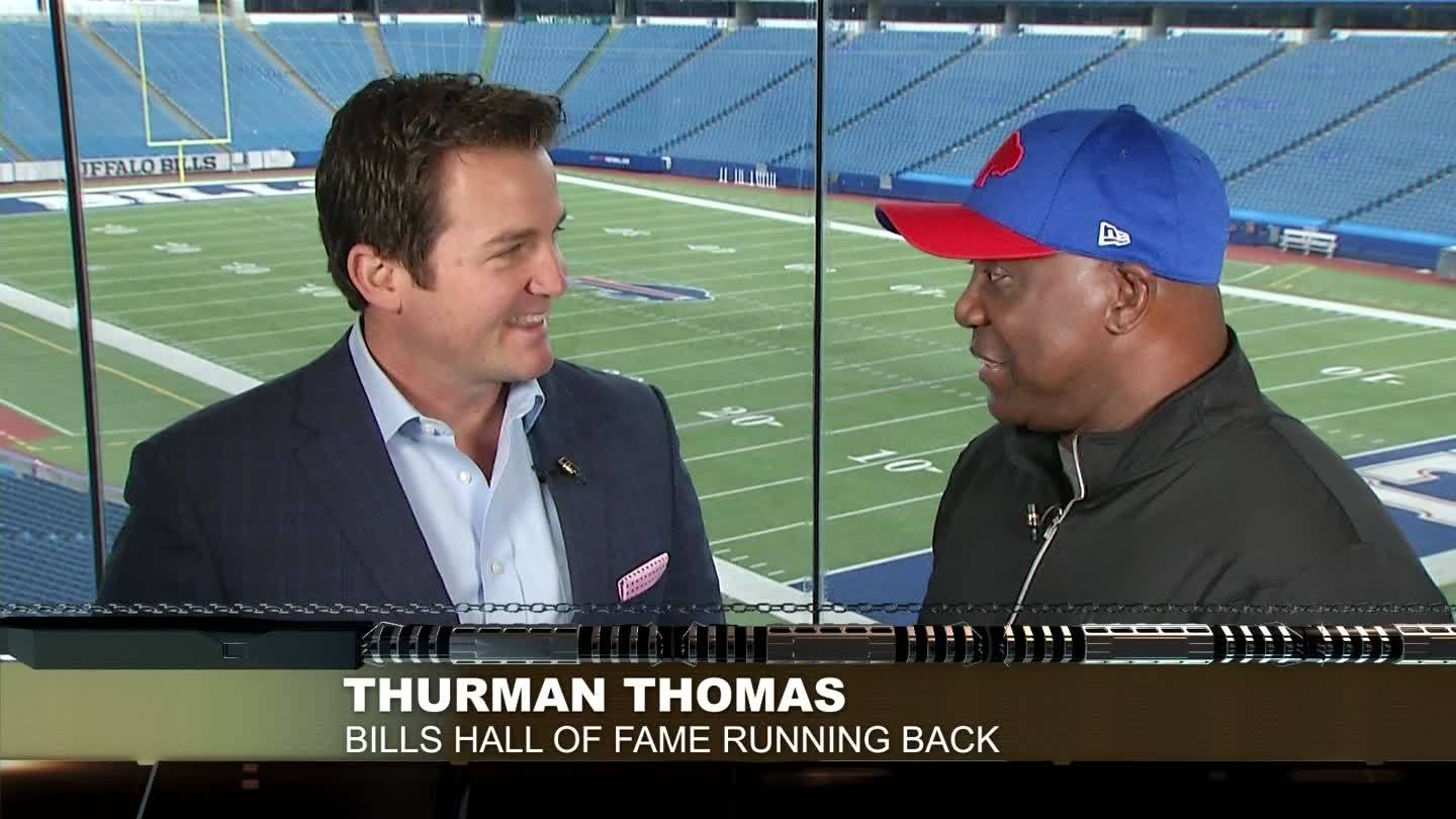 1-on-1 with Thurman Thomas
