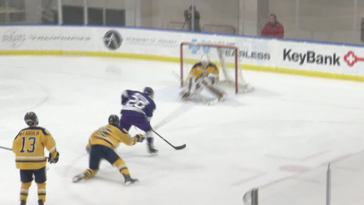 Niagara Hockey Bests Canisius 5-2