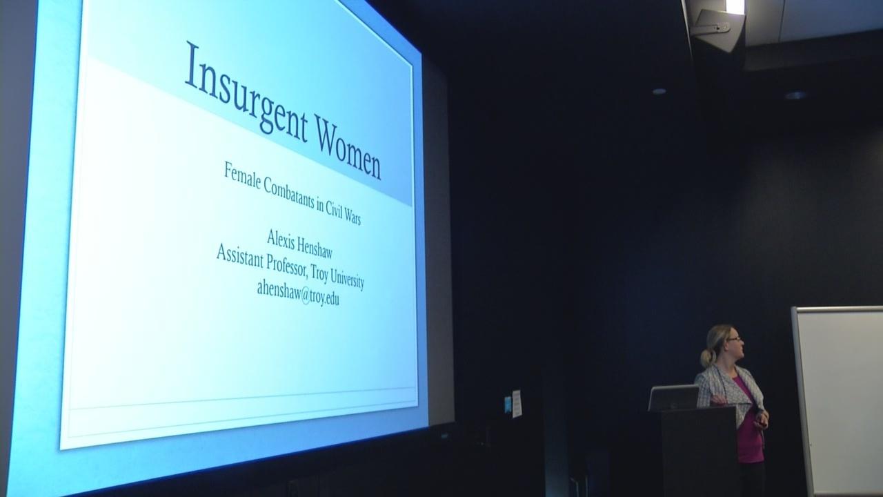 Insurgent women