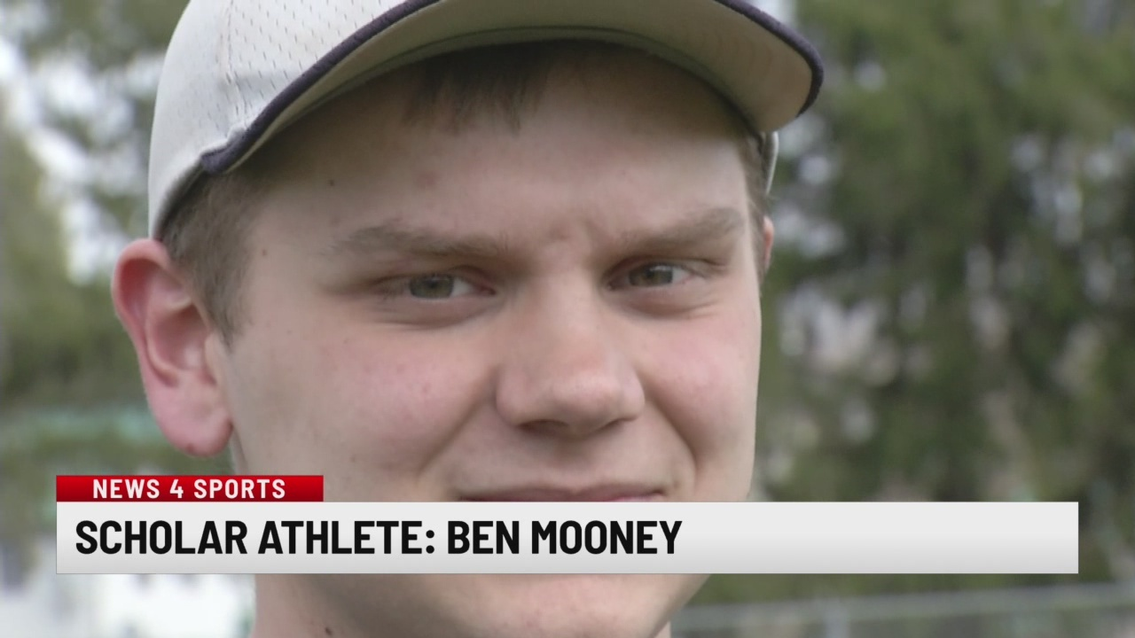 Scholar Athlete: Ben Mooney