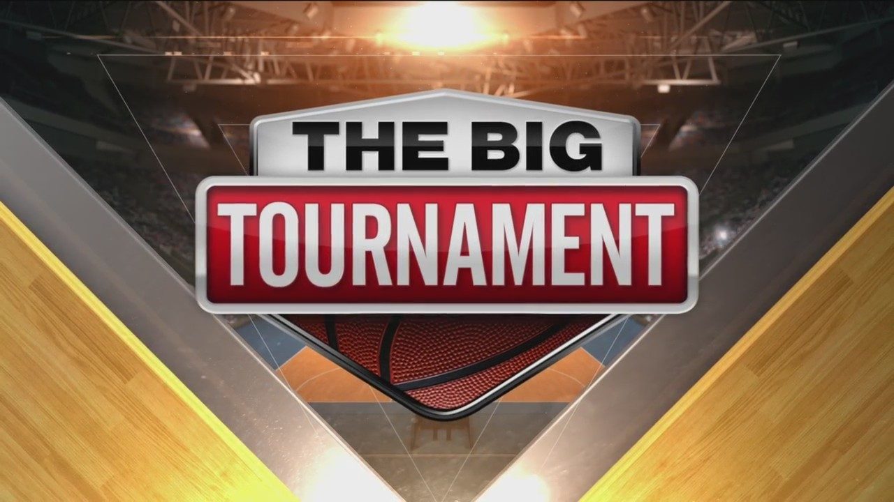 WATCH: Hours before the games begin, 'The Big Tournament Live' previews the Final Four