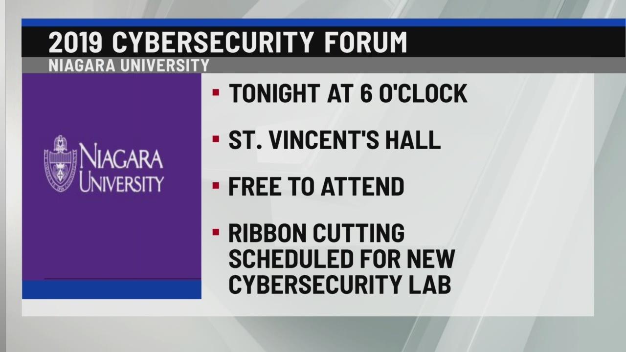2019 Cybersecurity forum