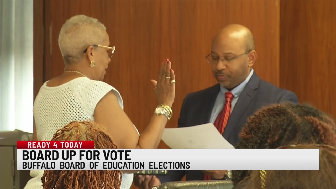 Buffalo Board of Education voting takes place Tuesday