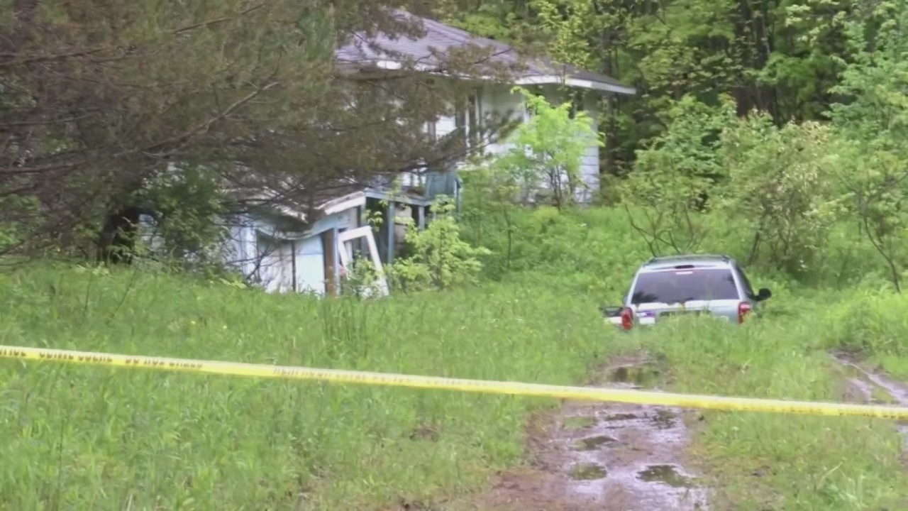 Two dead in attempted burglary