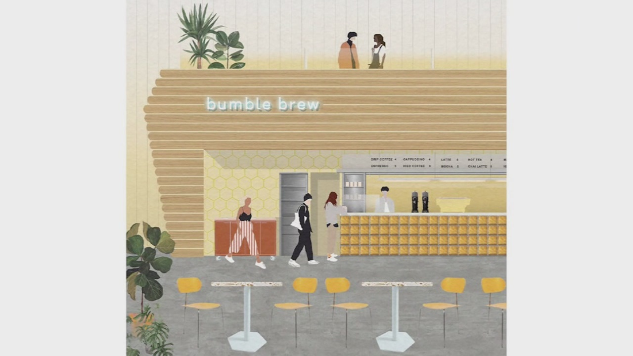 Bumble planning to open cafe and wine bar