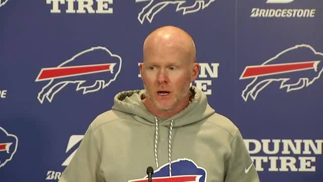 Sean McDermott gives update on team