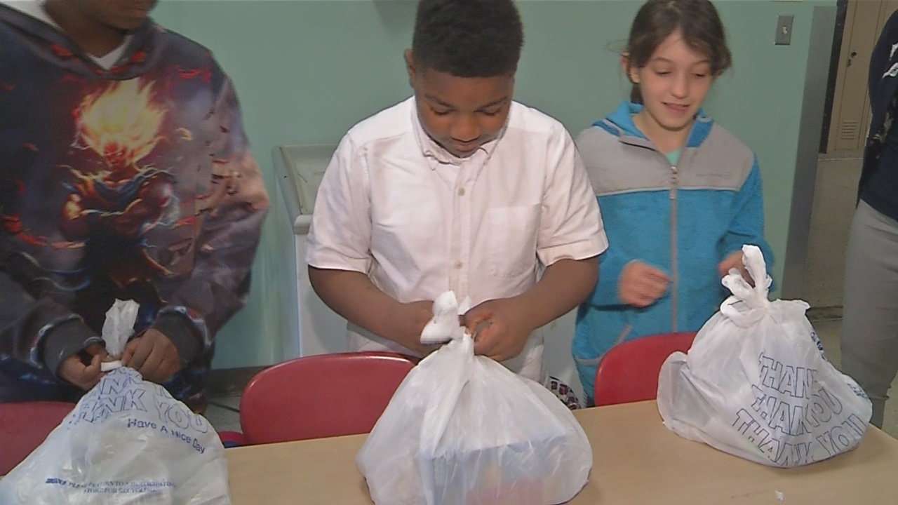 maryvale intermediate fill the backpack