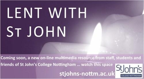 On-line multimedia resource from St John's College, Nottingham