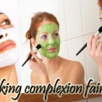Making fair complexion by home remedies