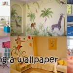 Fresh ideas about choosing wallpapers for children bedrooms
