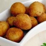 Golden Potato croquettes: Easy snacks recipe