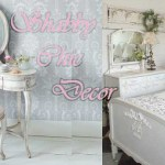 Latest trend in US: Shabby Chic décor