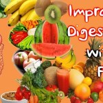 Foods that helps to improve digestive system