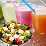 salad-and-juices