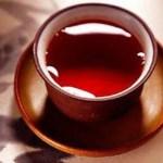 Cyperus Wild Rose tea