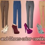 Pants and Shoes color combinations: Guide to attractive look