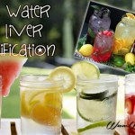Healthy recipes: Detox water for liver detoxification