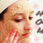 Oatmeal homemade face mask: For all skin types