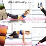 Slimmer workout: Best exercises getting slim hips & chaps