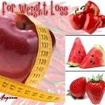 How to lose weight by consuming red foods? Fat loss tips…