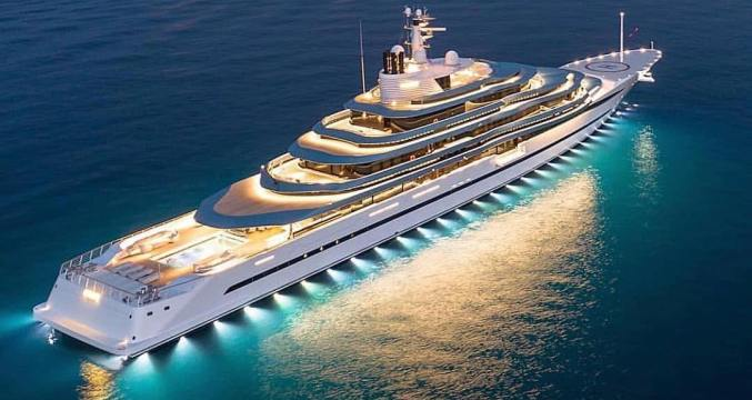 Things You Can Get From a Luxury Yacht