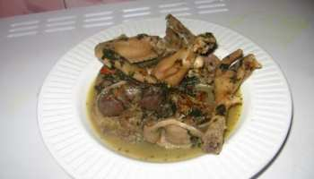 Can A Pregnant Woman Eat Nigerian pepper soup, Bitter leaf, Ugu and