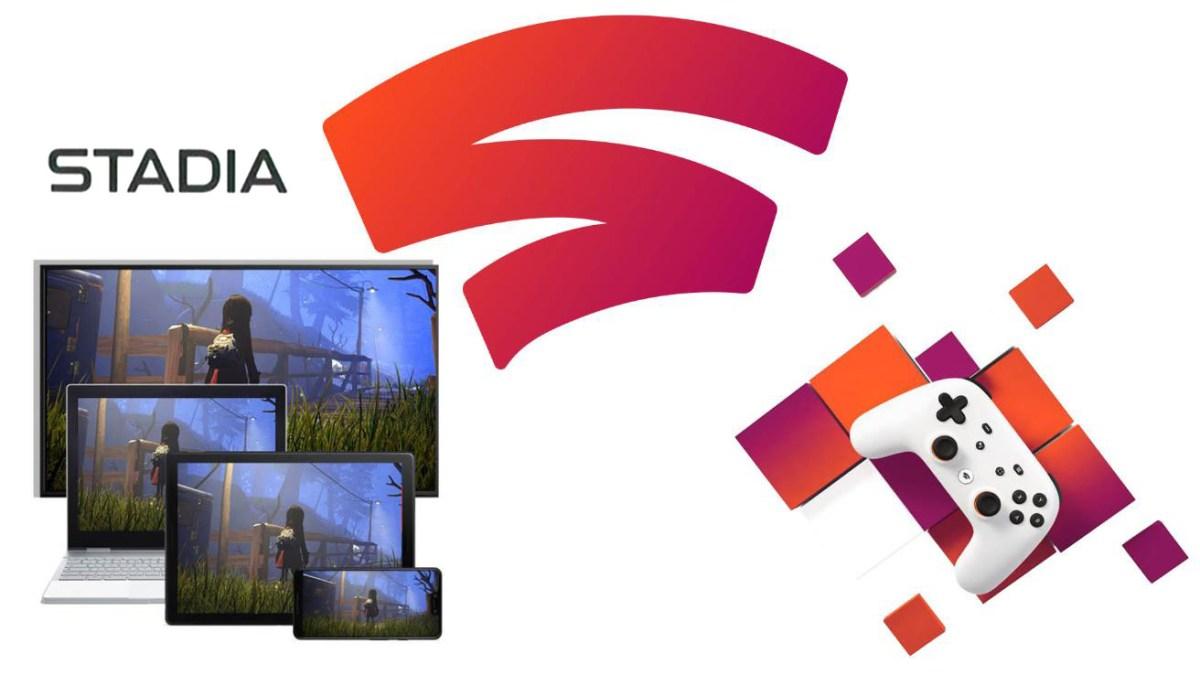 Streaming VS consola: STADIA: la nueva plataforma de google para jugar en streaming.