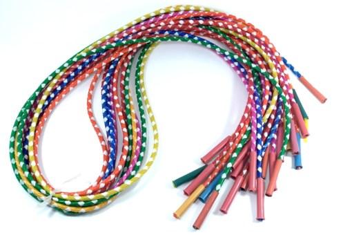 Cuerda para Saltar Tejida 12 piezas Wiwi Tienda de Mayoreo