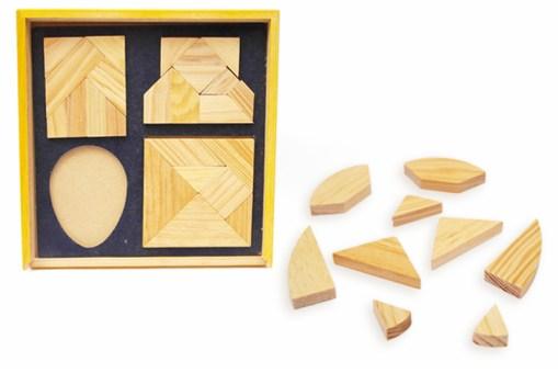 Set de Psicometría 4 juegos en 1 - Didácticos de Mayoreo