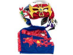 Mascaras de luchadores 100 piezas