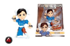 "Chun Li 4"" – Die Cast Metals Street Fighter Capcom"