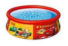 Alberca Disney Cars Easy Set Pool 28103 - Wiwi Inflables de Mayoreo