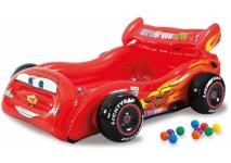 Cama y Alberca de pelotas Cars de Disney - Wiwi Inflables de Mayoreo