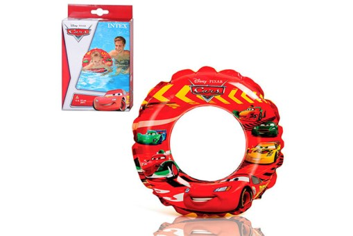 Salvavidas Disney Cars inflable 20 Pulgadas-Wiwi Inflables de Mayoreo
