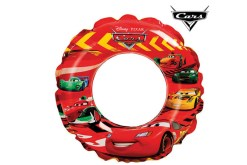 Salvavidas Disney Cars inflable 20 Pulgadas-Wiwi Inflables de Mayoreo