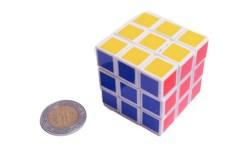 Mini Cubo Mágico Rubik 3x3 - Wiwi juegos de mayoreo