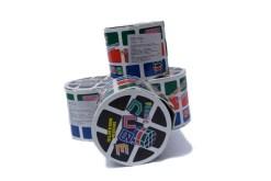 Cubo Mágico Rubik Barrel o Cilindro - Wiwi juegos de mayoreo