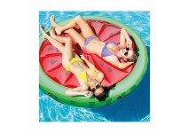 "Isla de Sandia 72"" X 9"" acuático inflable - Wiwi Mayoreo"