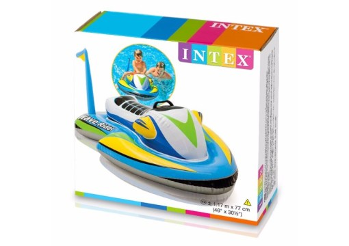 Jet Sky Montable Acuático - Wiwi Inflables de Mayoreo