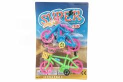2 Bicicletas de Fricción - Wiwi Juguetes de Mayoreo