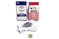 Baraja Americana de Poker Jumbo – Juegos de Mayoreo