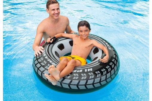 Llanta Salvavidas flotador 1.4 metros - inflables de mayoreo