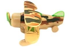 Avioneta de luz y sonido- juguetes divertidos de mayoreo