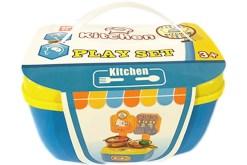 Maleta de cocina que se transforma en estufa - juegos y juguetes