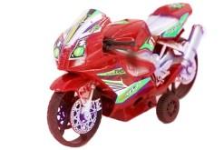 Motos de fricción de plástico a escala - Fiestas y diversión