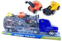 Trailer transporte de camiones para construcción - Fiestas y diversión