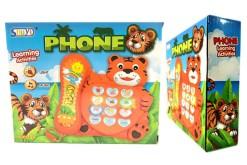 Tiger Phone Teléfono musical de Tigre - juegos y juguetes