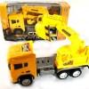 Camión de trascabo para construccion - City Truck- juguetes didacticos