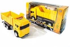Camión de volteo para construccion - City Truck- juguetes didácticos