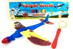 Aviones de Unicel catapult paquete con 20 piezas-juegos divertidos